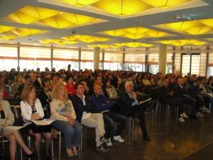 I partecipanti alla giornata internazionale dell'infermiere tenutasi il 13/05/2013 a Ragusa
