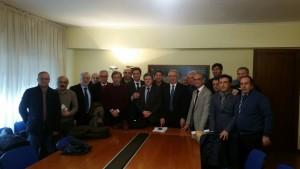 Incontro Coordinamento Regionale IPASVI con Assessore alla Salute