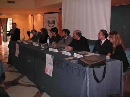 Convegno: Ruolo dell'Infermiere nell'ambito della Protezione Civile