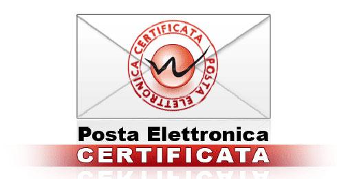 Posta elettronica certificata (P.E.C.) gratuita per gli iscritti.