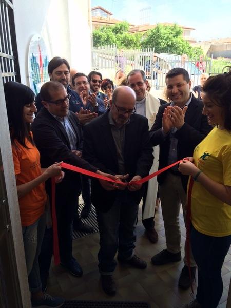 Inaugurazione della nuova sede del Collegio