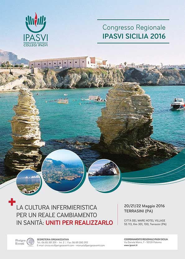 Congresso Regionale IPASVI – Sicilia – 2016