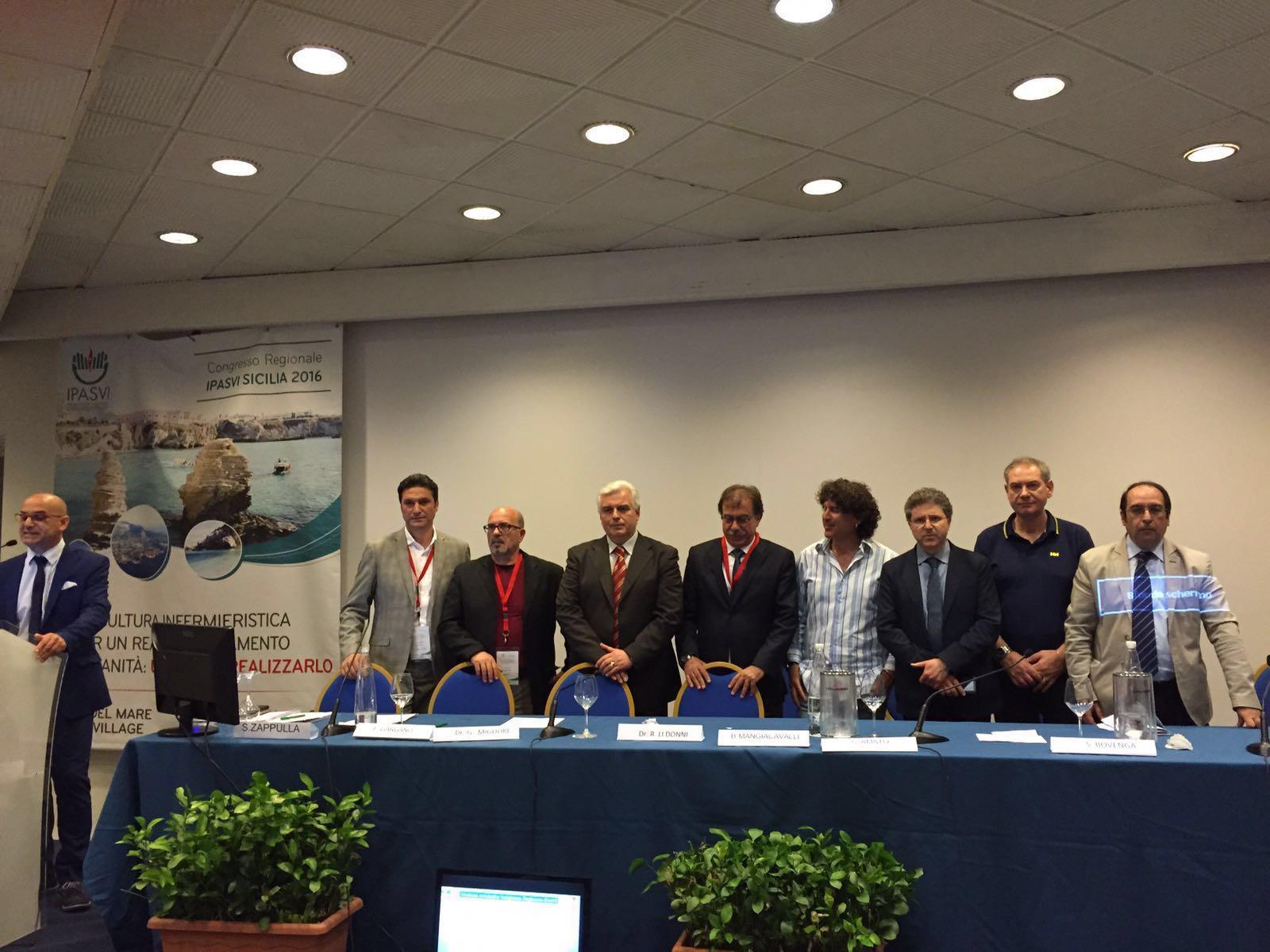 Congresso Regionale IPASVI Sicilia 2016