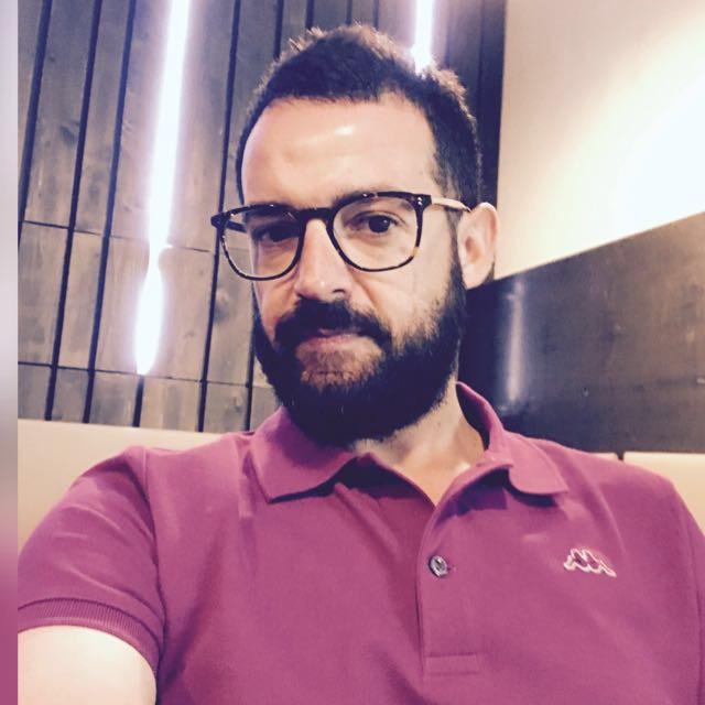 Daniele Scapellato : Vice Presidente