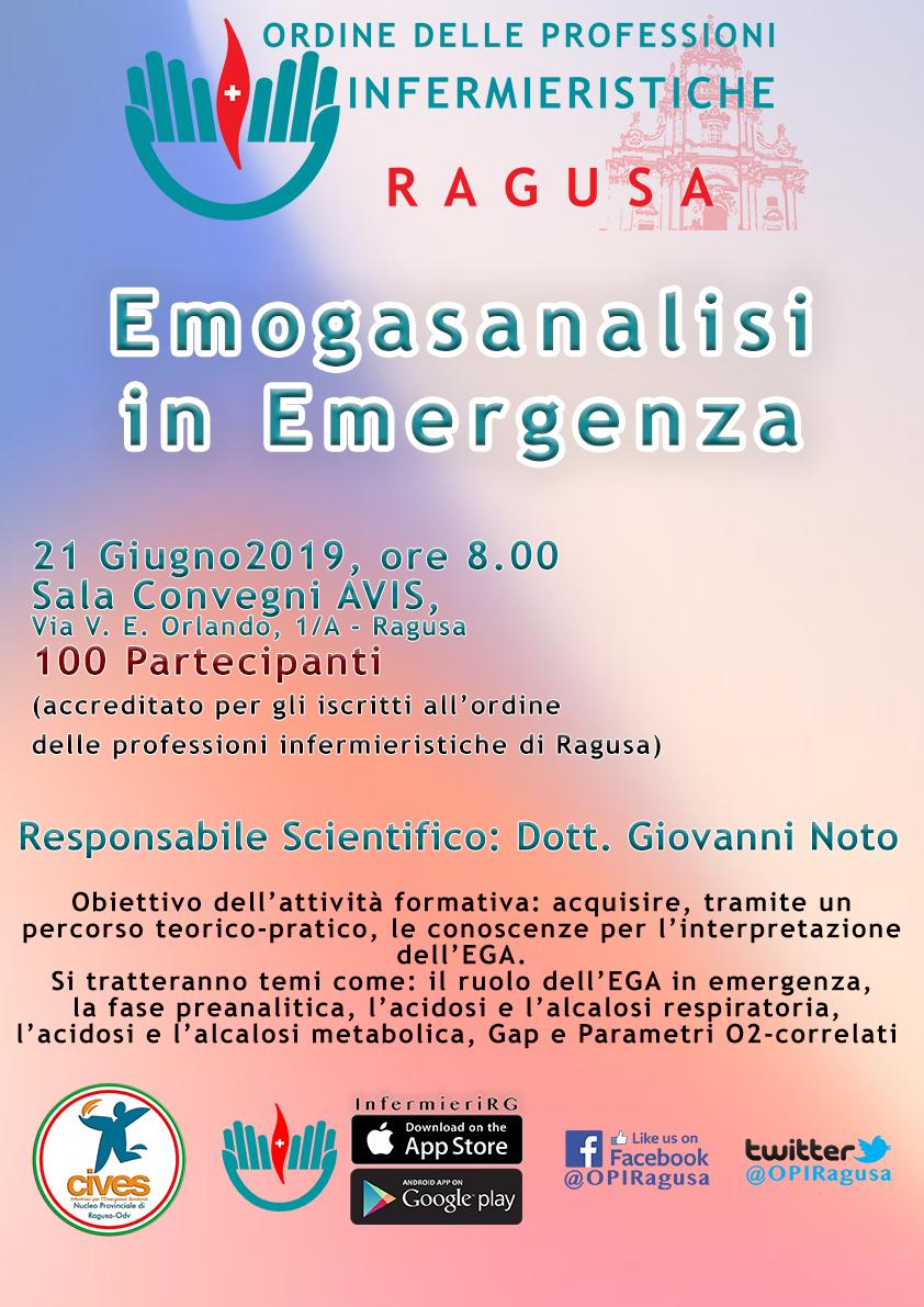 Emogasanalisi in Emergenza